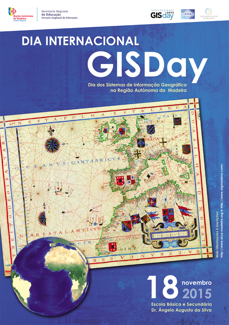GISDay Cartaz
